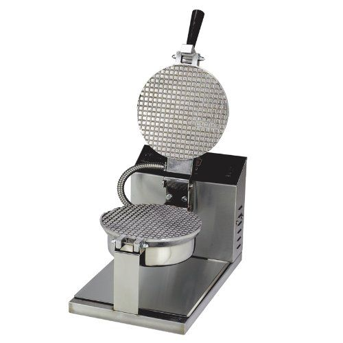 Gold Medal® 5020E 120 Volt Giant Waffle Cone Baker