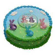 Bakery Crafts E-13077 Easter Bio Rings - 144 / BG
