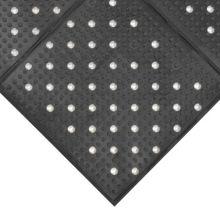 NoTrax T23S0000BL Multi-Mat II® Black 2' x 3' Mat
