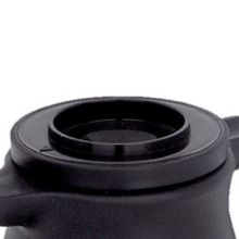 Fetco 99023 Black Server Coffee Lid for Model #D037