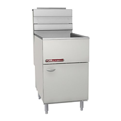 Southbend SB45S 122,000 BTU S/S Tank Natural Gas Fryer