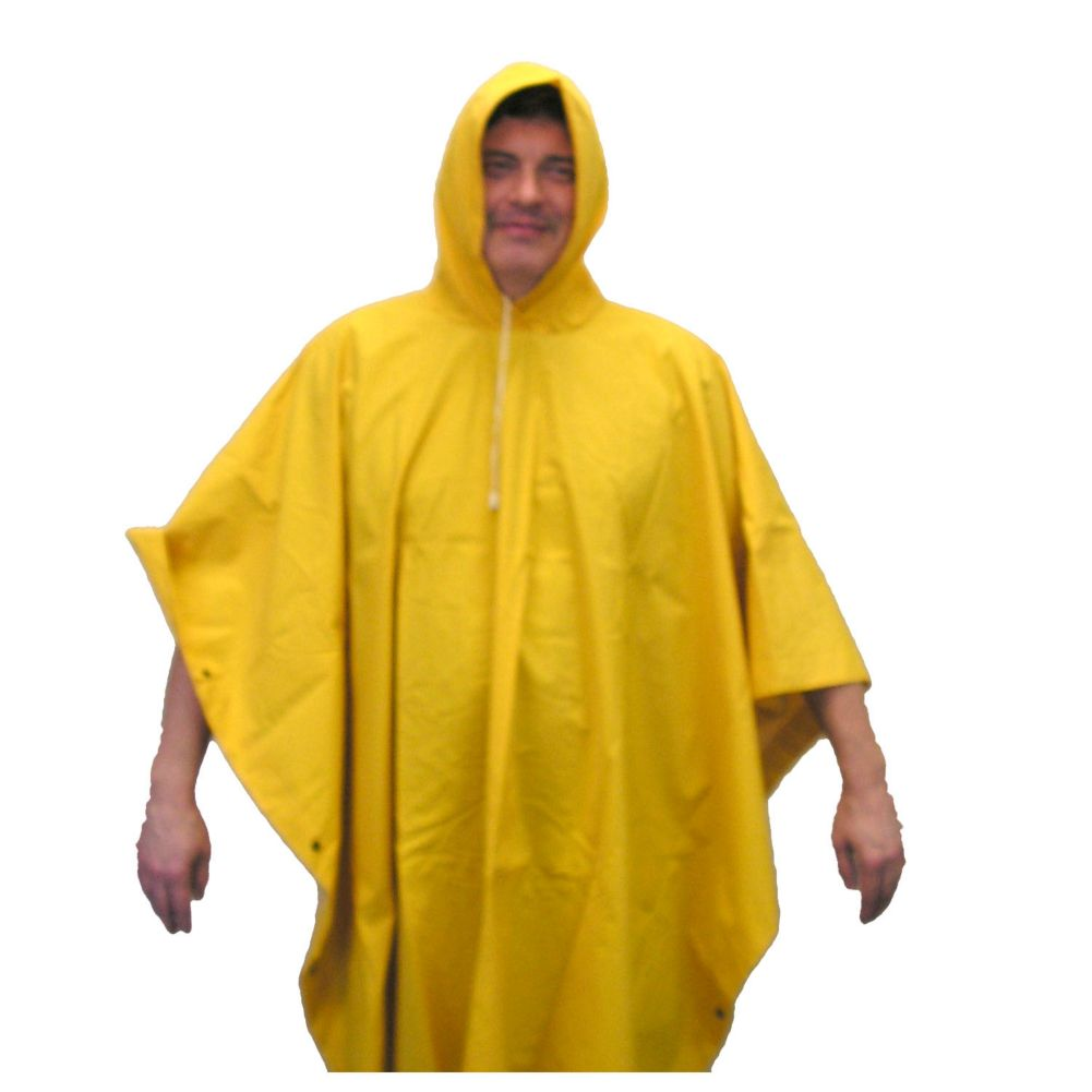 Raincoat Poncho Uniform