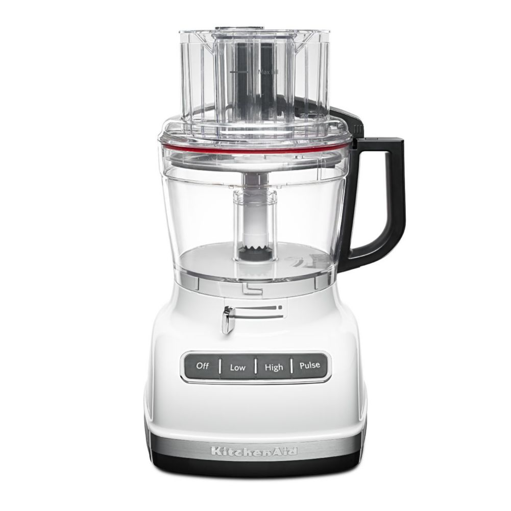 KitchenAid® KFP1133WH 11 Cup Food Processor with ExactSlice™