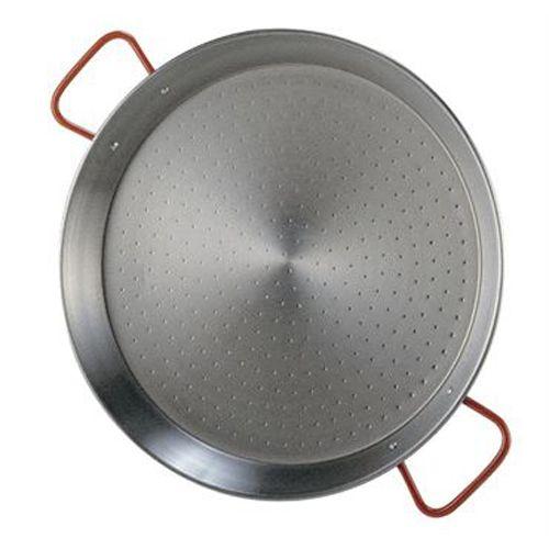 Matfer Bourgeat 071041 Guison Polished Steel 15-3//4 Paella Pan