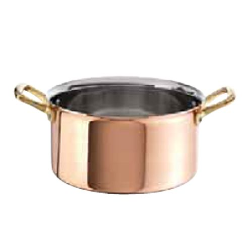 Paderno 15207-16 Rame Series 15200 Copper Sauce Pot