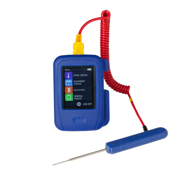 HT100/PK19M HACCP Touch with PK19M Probe
