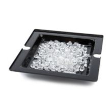 Rosseto® SA122 Black Acrylic Ice Tub For Swan Riser