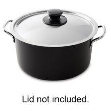 Non-Stick Black 6 Qt. Stock Pot