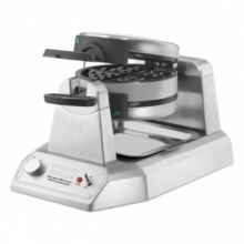 Waring® Commercial WW200 120V Double Vertical Belgian Waffle Maker