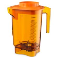 Vitamix 58986 Color Advance Orange 32 Oz Container with Blade and Lid