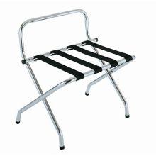 CSL S1055-C-BL-1 Zinc High Back Metal Luggage Rack