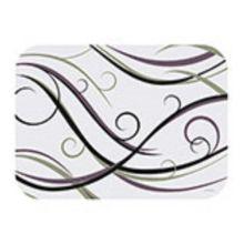 "Hoffmaster 905-FD377 Swirl 13.63"" x 18.75"" Paper Placemat - 1000 / CS"