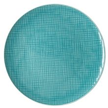 "Rosenthal 11770-405152-10870 Aqua Mesh Flat 11-3/4"" Dia. Plate"