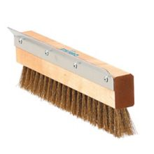 Carlisle 4029300 Pizza Oven Brush and Scraper Head with Brass Bristles