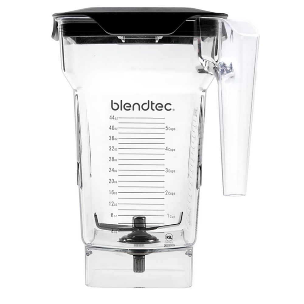 Blendtec 40-609-60 BPA Free Clear 75 Oz Four Sided Blender Jar