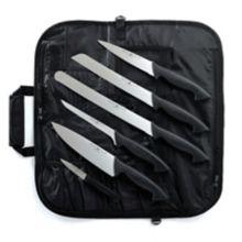 Wusthof 7707-7 Pro Series Carbon Steel 7 Piece Knife Set