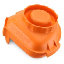 Vitamix 58994 Color Advance Orange Lid for 32/48 Oz Advance Container