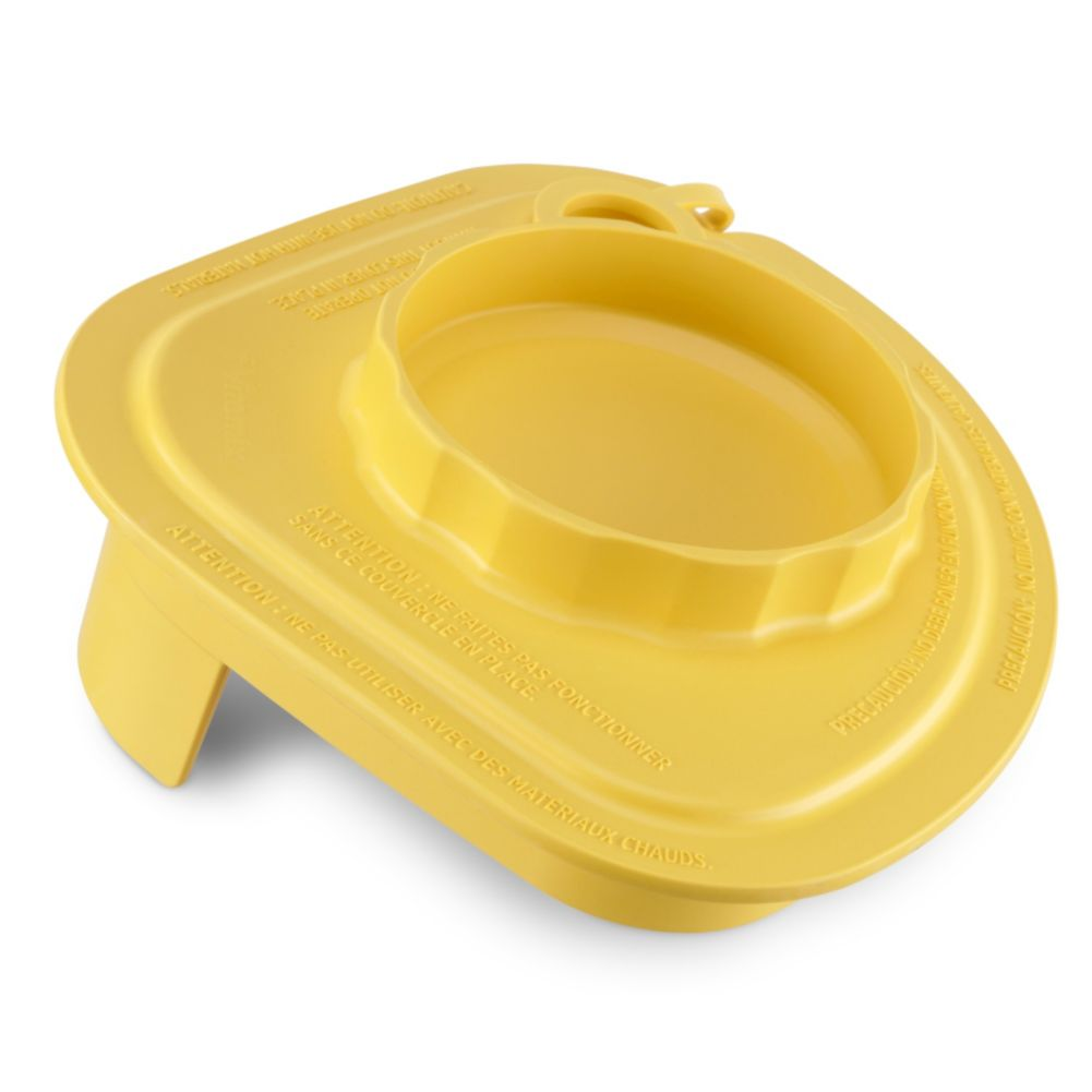Vitamix 58997 Color Advance Yellow Lid for 32 Oz Advance Container