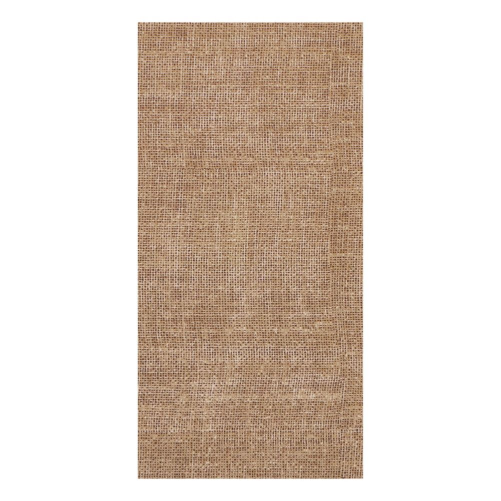 Hoffmaster FP1206 FashnPoint Linen-Like Burlap Guest Towel - 900 / CS