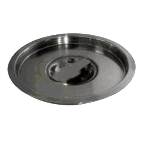 Update International BMC-350 Stainless Cover for 3.5 Qt. Bain Marie
