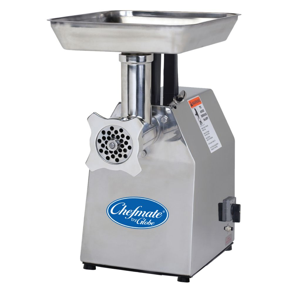 Globe Food Equipment CM22 115/6011 450 Lbs/Hour Meat Chopper
