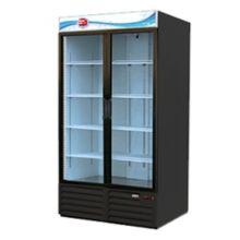 Fagor Commercial FMD-49 Single Door Glass 49 Cu Ft Door Merchandiser