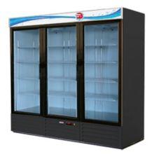 Fagor Commercial FMD-72 Single Door Glass 72 Cu Ft Door Merchandiser