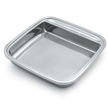 Vollrath 46137 Intrigue 3.75 Quart S/S Food Pan for 6 Quart Chafer