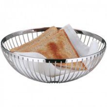 """WMF Americas 06.6575.6040 S/S 7.5"""" D Bread Basket"""