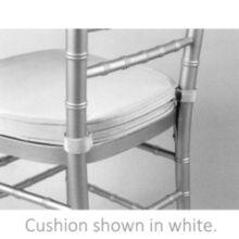 Maywood Furniture Black Cushion for Chiavari Chair