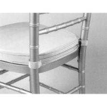 Maywood Furniture White Cushion for Chiavari Chair