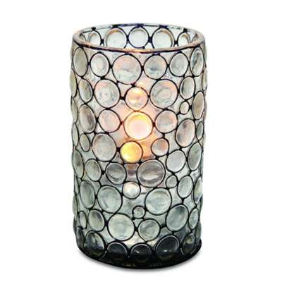 Sterno Products 80292 Gatsby Hurricane Candle Holder
