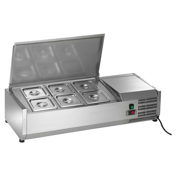 "Arctic Air ACP40 40"" Refrigerated Counter-Top Prep Unit"