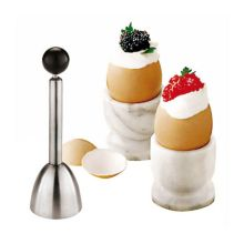 "Paderno World Cuisine 42595-01 1-1/4"" S/S Egg Topper"
