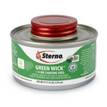Sterno Products® 10120 Green Wick 4 Hour Chafing Fuel - 24 / CS