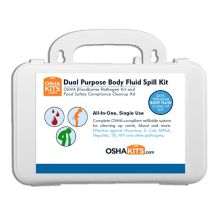 Northfield VCK3000 OSHA and Food Safety (Norovirus) Biohazard Spill Kit