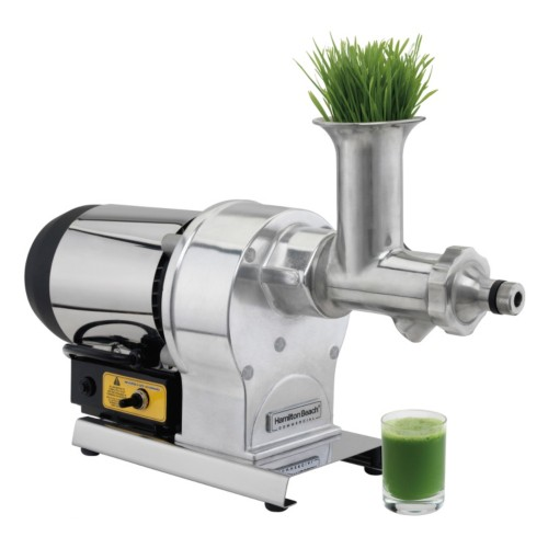 Hamilton Beach Commercial HWG800 Countertop 120V Wheat Grass Juicer