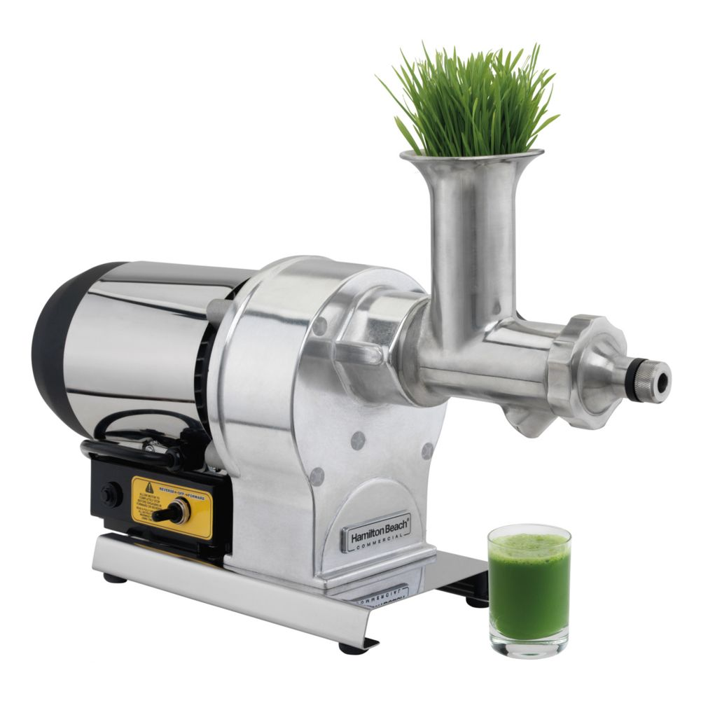 Hamilton Beach® Commercial HWG800 Wheatgrass Juicer