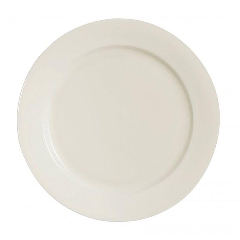 Chef Sommelier R1002 Infinity Bone 11 Dinner Plate 12 Cs Wasserstrom
