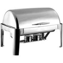Darling Food Service Roll Top Full Size 8 Qt Chafer