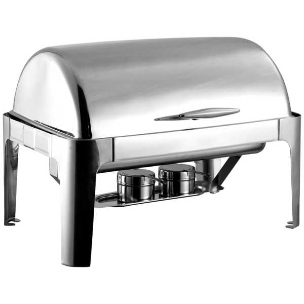 Darling Food Service Roll Top Full Size Chafer
