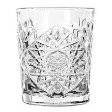 Libbey® 5632 Clear 12 Ounce Hobstar Shot Glass  - 12 / CS