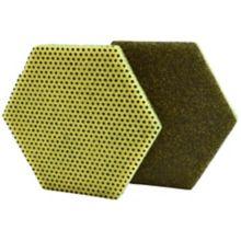 3M™ 96 HEX Scotch-Brite™ Dual Purpose Scour Pad - 15 / CS