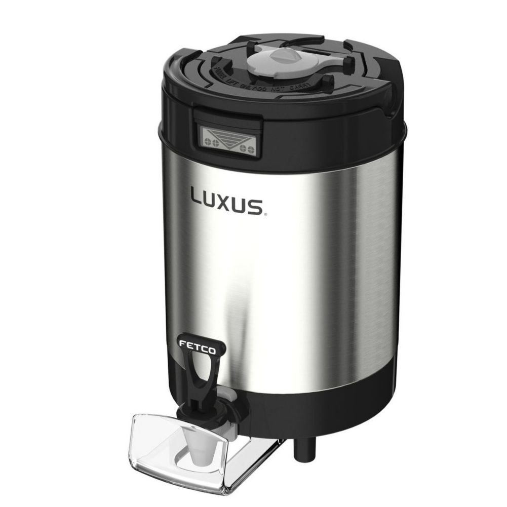 Fetco D451/L4S-10 Luxus 1 Gallon Thermal Coffee Dispenser w/o Stand