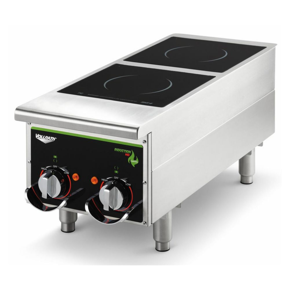 Vollrath 912HIMC 208-240V Cayenne Heavy-Duty Induction Range