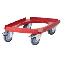 Cambro CD3253EPP158 Hot Red Cam GoBox™ Dolly