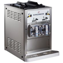 Spaceman USA SM-6455H Dual Flavor Countertop Beverage Freezer