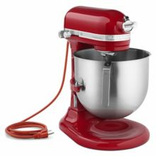 KitchenAid Commercial KSM8990ER Empire Red 8 Qt. Stand Mixer