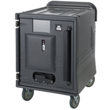 Cambro CMBPLH615 Gray Electric Enclosed Cabinet
