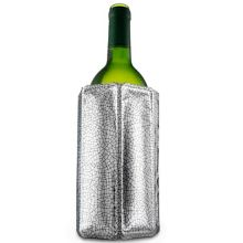 Vacu Vin 38803606 Rapid Ice Wine Cooler